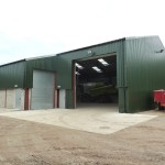 New General Purpose Shed, Cairnfield Farm, Buckie
