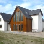 New Build, Hanmer Lodge Clochan
