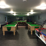 OJ's Snooker Hall Buckie After