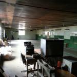 OJ's Snooker Hall Buckie Before