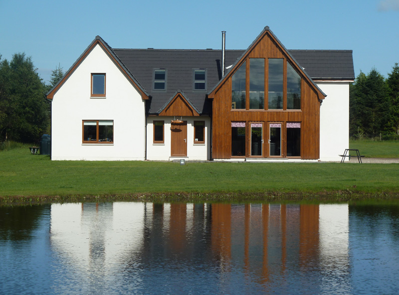 New House, Clochan