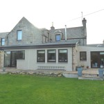 Sunlounge & Kitchen Extension After, Buckie